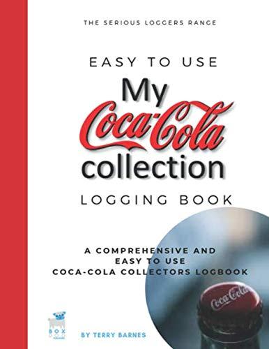 Coca-Cola Collection: Coke collectors logging book for coke bottles, memorabilia, signs and all coke collectables
