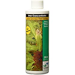 Two Little Fishies Iron Concentrate for Aquarium, 250ml