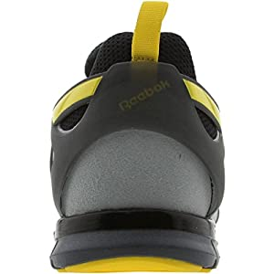 Reebok Men's Ventilator Theory Soccer Shoe,Dark Grey/Seagull/Comet/Graphite/Black,8 M US