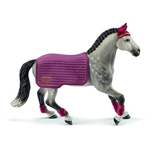- Schleich Trakehner Mare Riding Tournament Toy