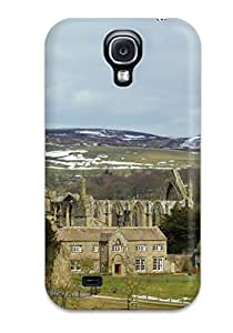 Heidiy Wattsiez's Shop Hot New Arrival Case Cover With Design For Galaxy S4- Bolton Priory