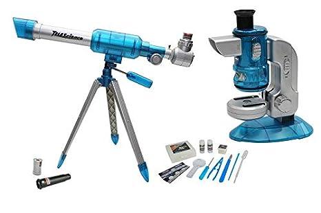 i-Cube 7609 - Microscopio proyector y telescopio astronómico 75 ...