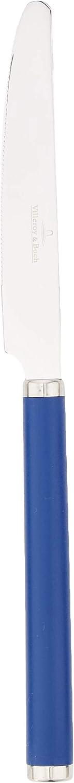 Mango de pl/ástico Azul Acero Inoxidable 30 Piezas Villeroy /& Boch Play Blue Ocean-Cuberter/ía para 6 Personas