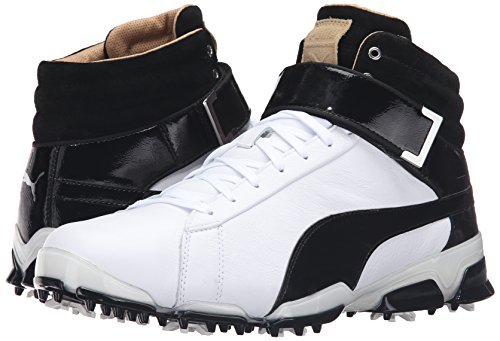 8ebb9379172 PUMA Men s Titantour Ignite Hi-Top SE Golf Shoe