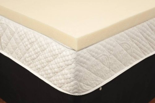 -[ Single Reflex Foam 3inch Deep Mattress Topper  ]-