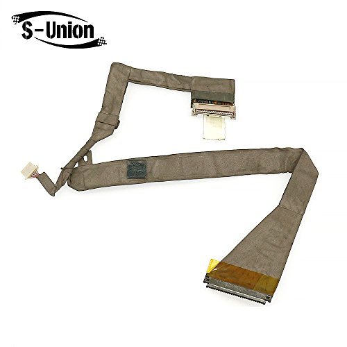 S-Union New Laptop LCD Video Flex Cable for Toshiba P20 P25 P20-992 P25-S5092 P20-102 P25-S670 P25-S676 17