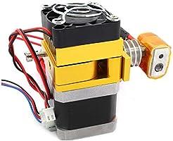 Impresora 3D - Cabezal extrusor MK9 con termistor NTC 100k y tubo ...