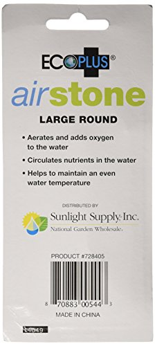 EcoPlus-728405-Round-Air-Stone-Large