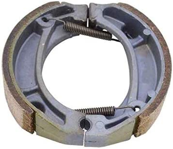 NO LOGO KF-Brakes Sets Motorrad Vorne Hinten Bremstrommel Schuhe for Honda XR 125 L XR125 XR 150 190 XR150 XR190 XR 200 R XR200 XR 250 R XR250