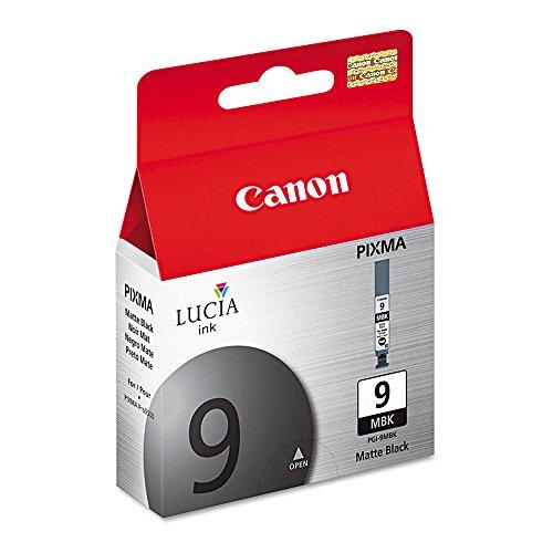 Canon 1033B002 (PGI-9MBK) Matte Black Ink Cartridge Standard Yield