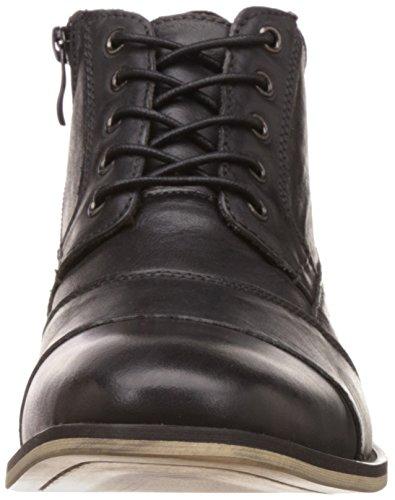Steve Madden Jabbar Botines Zapatos De Los Hombres De Color Gris Oscuro Con Paypal Low Price Mejor vendido Original Bajo envío CVZoQCw