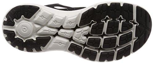 Brooks Ladies Pureflow 7 Scarpe Da Corsa Multicolore (nero / Bianco)