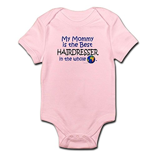 CafePress Hairdresser Infant Bodysuit Romper
