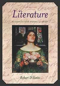 Literature - Reading, Fiction, Poetry & Drama 6th edition