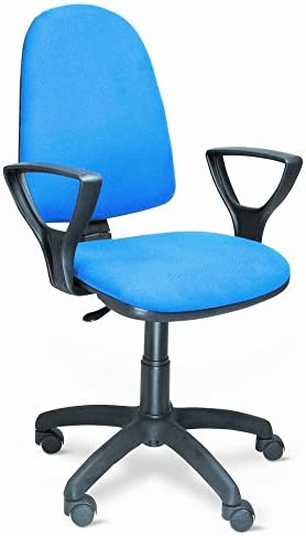 Sedie In Ecopelle Colorate.Europrimo Poltrona Sedia Da Ufficio Girevole Per Scrivania Con
