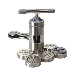 Kitchen Stainless Steel Pasta Noodle Maker Press Spaghetti Machine Fruit Juicer