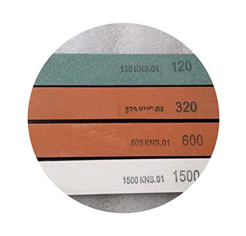 For Ruixin Whetstone 120#320#600#1500# Sharpening Stone For Knife Sharpener System,4Pcs