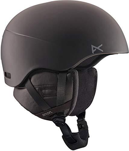 - Anon Men's Helo 2.0 Helmet, Black, Medium