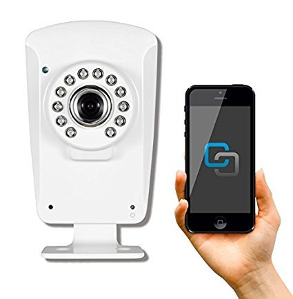 (Phylink Cube HD1080 Wireless IP Security Camera, Indoor Home Security Surveillance Camera, PLC-233W)