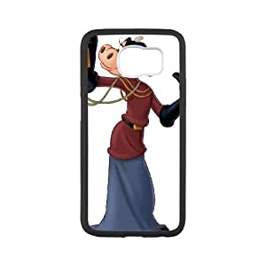 Three Musketeers, The (Animated) Samsung Galaxy S6 Cell Phone Case White as a gift B2403431