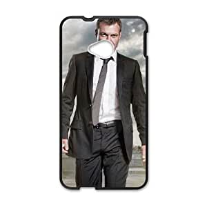 Transporter HTC One M7 Cell Phone Case Black Lbght