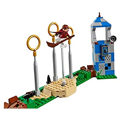 LEGO Harry Potter Quidditch Match 75956: Toys & Games