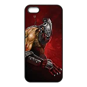 iPhone 5 5s Cell Phone Case Black Defense Of The Ancients Dota 2 LIFESTEALER 004 VS5370851