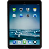 Apple iPad Air MF003LL/A (32GB, Wi-Fi + AT&T, Black with Space Gray) OLD VERSION (Certified Refurbished)