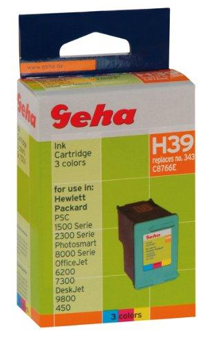 Geha H39 cartucho de tinta Azul, Rojo, Amarillo 1 pieza(s ...