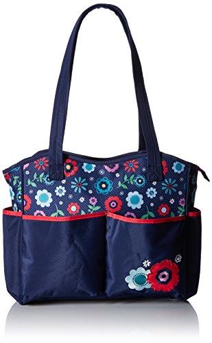 Tender Kisses 5 Piece Diaper Bag Set, Floral