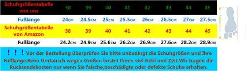 Dayiss® Herren Leder Stiefeletten Halbstiefel Ankel Boots WinterSchuhe Schnürschuhe Olivengrün