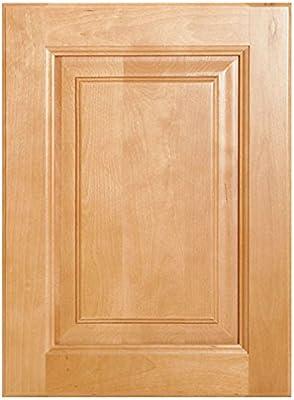 Maple Raised Panel Kitchen Cabinet Sample Door