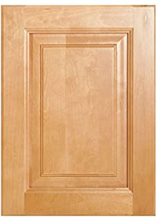Unfinished MDF Cabinet Door, Square with Raised Panel by Kendor ...