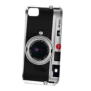 Case Fun Apple iPhone 5C Case - Vogue Version - 3D Full Wrap - M8 Black Camera