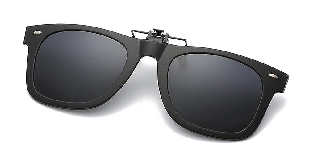 DAUCO miopía gafas de sol polarizadas gafas de visión nocturna clip-en la lente conveniente