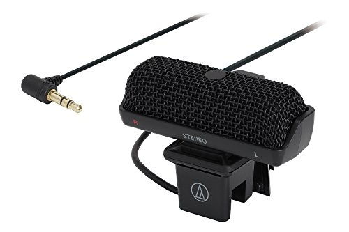 Audio Technica AT9900 | Stereo Lavalier Microphone ( Japan Import ) by audio-technica