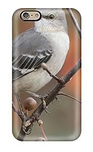 Cute High Quality Iphone 6 Grey Bird Case