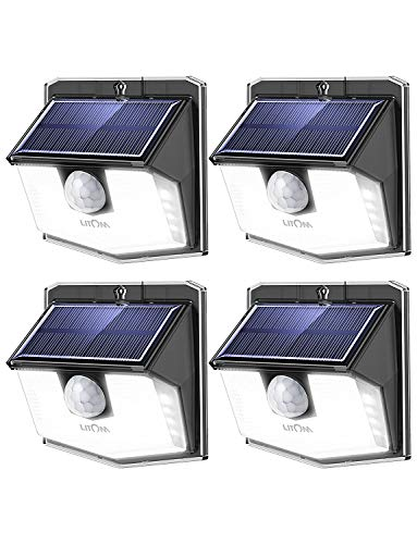 Led Solar Security Flood Light in US - 5