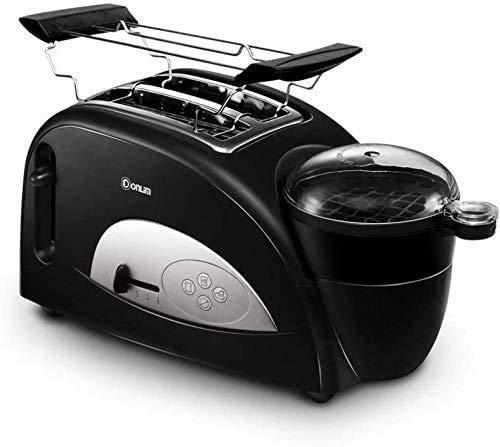 ykw Breadmakers,Household Breakfast Toaster Multi-Functional Toast