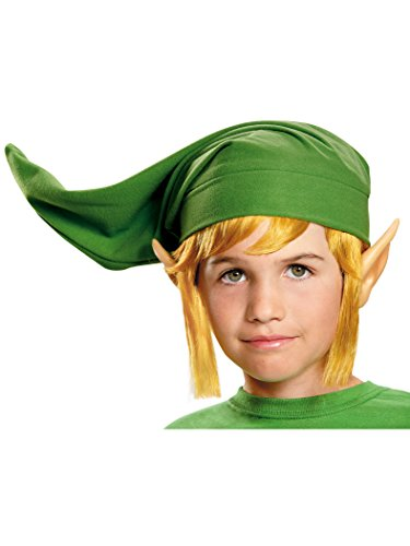 The Legend of Zelda: Link Deluxe Child Costume Kit]()