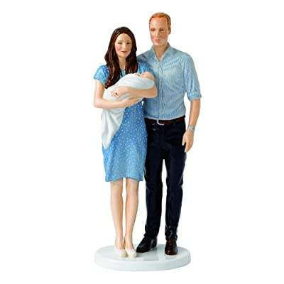 Royal Doulton Royals Figurine, Prince George