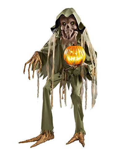 7.1 Ft Nightmare Harvester Animatronic -