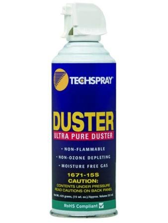 Aerosol Duster, 15 Oz.