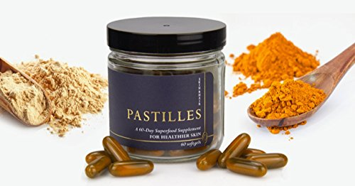Pastilles 60-Day Superfood Supplement for Skin, Hair, and Nails (Best Food Carts Nyc)
