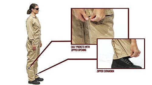 27- P Flight Suits