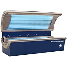Lamp kit for SunStar ZX30 tanning bed with Wolff Velocity Lamps and starters