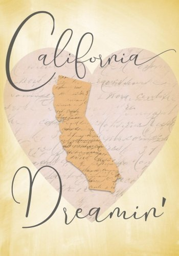 California Dreamin' Notebook (Mug California)
