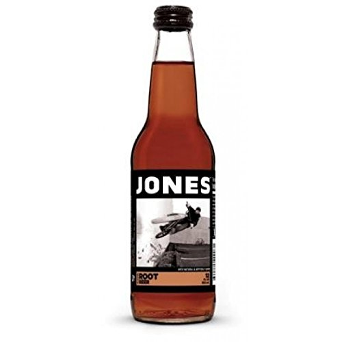 Jones Soda, Root Beer, 12 oz