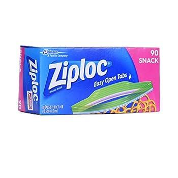 Ziploc Snack Bags, 270 Count 2