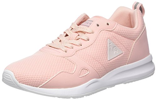 Coq Rose LCS S Sportif Femme Old R600 Baskets Metallic Rose W Mesh Silver English Le Nubuck dqHgnxH